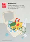 New Food Commission report on children's food in leisure venues